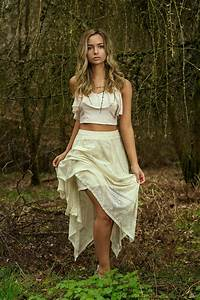 Woodland, Portrait, Photo, Shoot, With, Emma, U2013, Richard