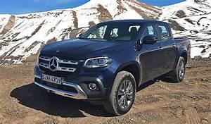 Classe X Mercedes : mercedes classe x notre essai le pick up premium ~ Mglfilm.com Idées de Décoration