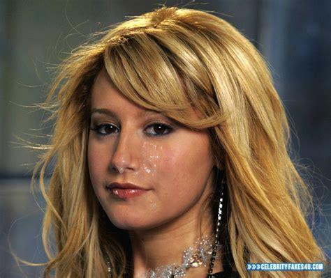Ashley Tisdale Cum Facial Nudes 001 Celebrity Fakes 4u
