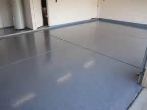 epoxy garage floor august 2012