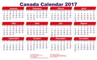 2017 Calendar with Holidays United States