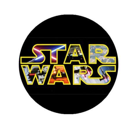 characters star wars cake topper