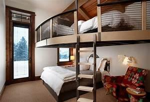 Jugendliche Betten : bett design 24 super ideen f r kinderzimmer ~ Pilothousefishingboats.com Haus und Dekorationen