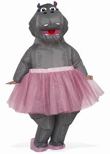 Hippo Men Costume - Animal Costumes