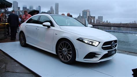 Mercedes 2019 A Class by 2019 A Class Sedan Is The Cheapest 2019 Mercedes