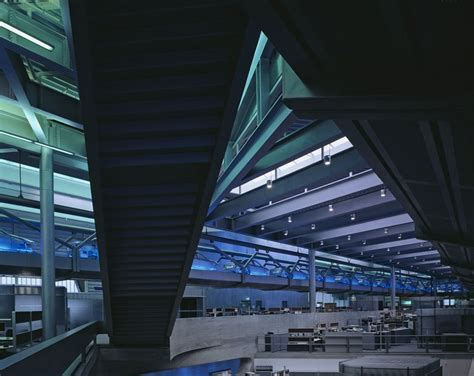 bmw central building  leipzig germany  zaha hadid