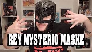 Wwe News Deutsch : wwe rey mysterio replica schwarze maske review black mask deutsch youtube ~ Buech-reservation.com Haus und Dekorationen