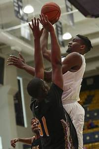Men's basketball rallies past Bowie State to grab six ...