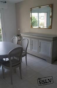Upcycling peindre et relooker une salle a manger en merisier for Deco cuisine avec salle a manger merisier