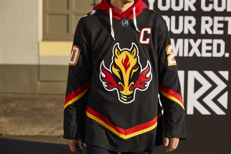 Calgary Flames Give Divisive Logo Second Chance