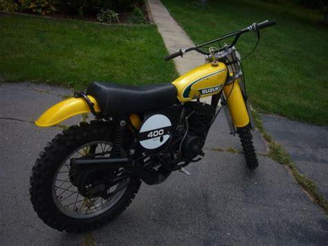 suzuki motocross bikes for sale 1974 suzuki tm400 dirt bike for sale on 2040 motos