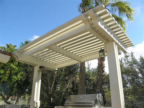 Weatherwood And Aluminum-wood Patio Cover Products By