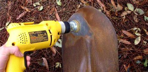 clean  sharpen garden tools todays homeowner