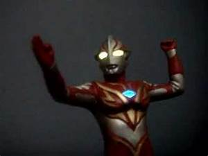 ULTRAMAN MEBIUS BURNING BRAVE - YouTube