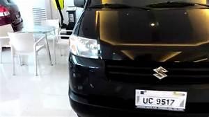 Suzuki Apv Ga Single Ac Review - Black