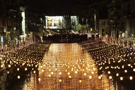 Illuminazioni Natale by Luminarie Di Natale Pi 249 D Italia Idee Interior