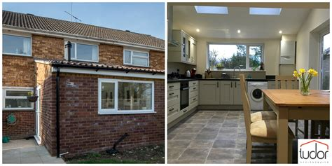 Transform Your House With A Small Extension  Tudor Design