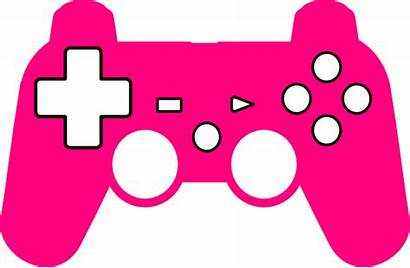 Controller Silhouette Play Station Clip Clipart Svg
