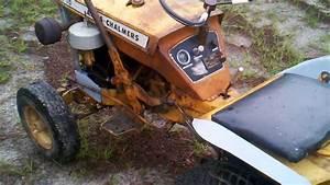 Allis Chalmers B-10 Garden Tractor