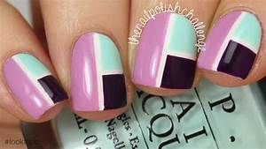 SIMPLE NAIL ART STEP BY STEP – CUTE EASY NAIL DESIGNS ...