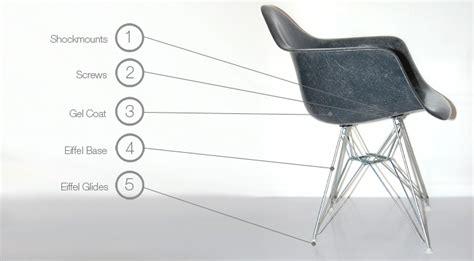 eames eiffel chair dar dsr parts