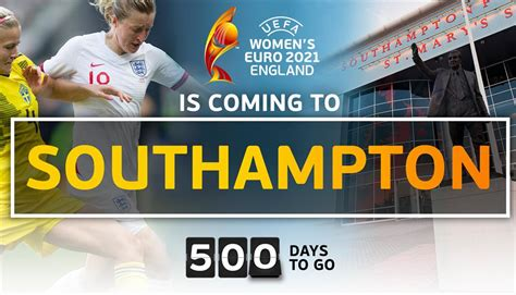 The first match will be held on 11 june 2021 with turkey vs italy at the stadio olimpico in rome. UEFA Women's Euro 2021 at St Mary's Stadium Southampton ...