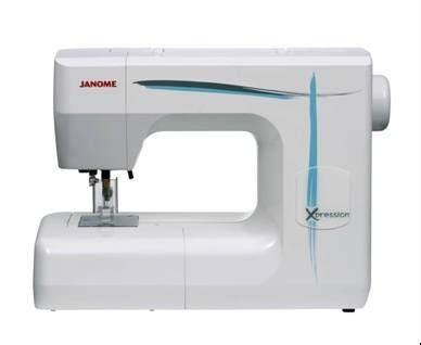 janome xpression felting machine