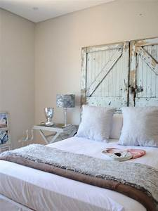 Old Doors Headboard Home Design Ideas, Pictures, Remodel