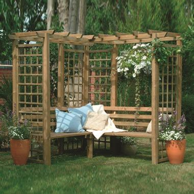 Buy Trellis by Corner Arbour Arches Trellis Arches Arbours For