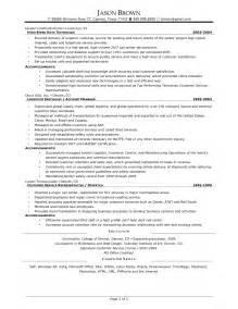 warehouse manager resume format india plant manager resume production description cv exle sle adanih