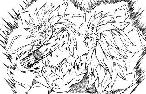 Goku Ssj3 Coloring Pages - Eskayalitim