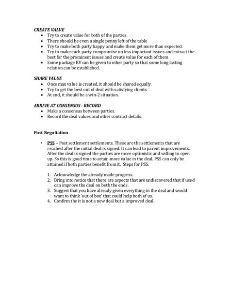 contract negotiation template contract negotiation template pictures to pin on pinsdaddy