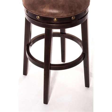 Backless Stools by Hillsdale Backless Bar Stools Streamlined Smoke