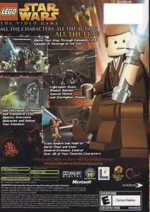 Lego Star Wars Box Shot For Xbox Gamefaqs