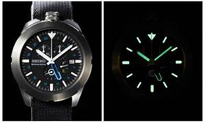 Travel in Space with Seiko Spring Drive WatchWatch shop ...