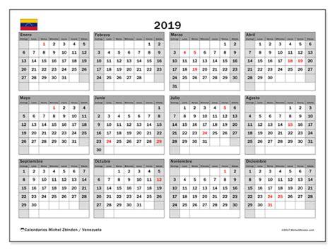 calendario venezuela michel zbinden es