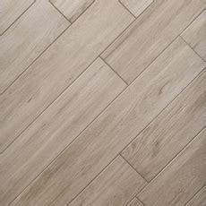 Carolina Ash Wood Plank Porcelain Tile   6 x 36