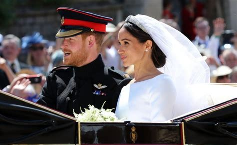 royal wedding  prince harry  meghan married