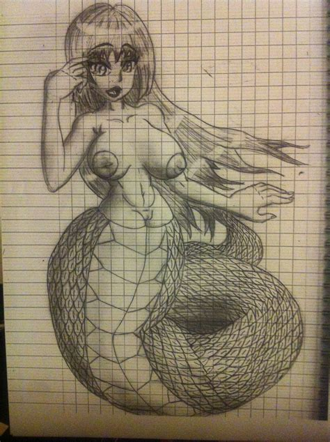 rule 34 lamia naga pussy reptile scalie snake 1714769