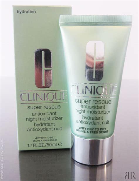Continuous rescue antioxidant moisturizer clinique