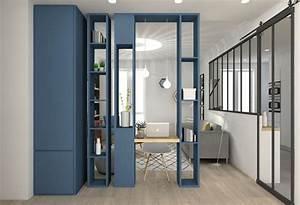 meuble pour separation de piece 2 piece a vivre chambre With meuble pour separation de piece
