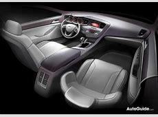2011 Kia Optima Interior Teased With New Sketch