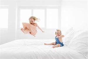 10 simple tips for photographing your child jumping on the bed