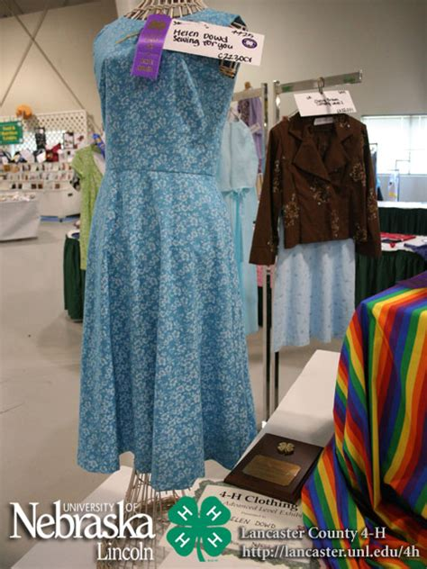 clothing exhibit   lancaster county fair