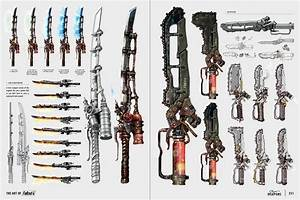 Fallout 4: new weapons, mutants, bots star in 30 pages of ...