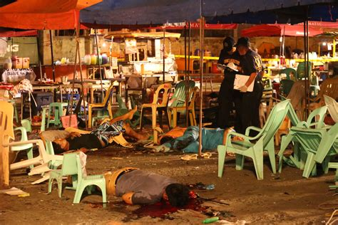 countries issue travel warnings  davao bombing