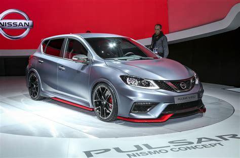 Nissan unveils tuned Pulsar Nismo at Paris motor show