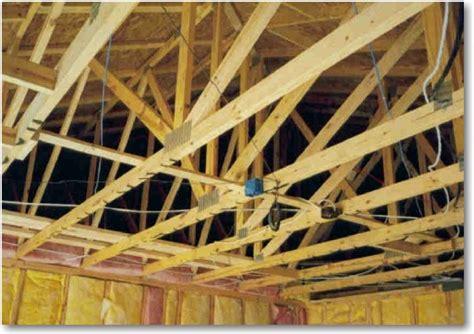 ceiling joists