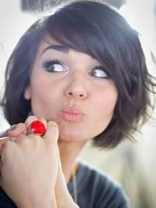 Coupe Carré Visage Rond : coupe de cheveux pour visage rond et cheveux fins ~ Melissatoandfro.com Idées de Décoration