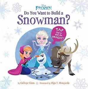 New Frozen Books Are Here! - LaughingPlace.com